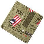 Bandana Journal USA Style Model